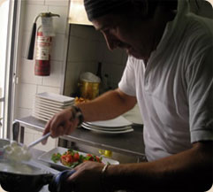 Chef Angelo Caporusso